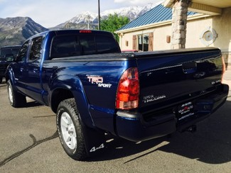 2007 Toyota Tacoma Double Cab Long Bed V6 Auto 4WD LINDON, UT 4