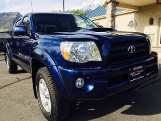 2007 Toyota Tacoma Double Cab Long Bed V6 Auto 4WD LINDON, UT 6