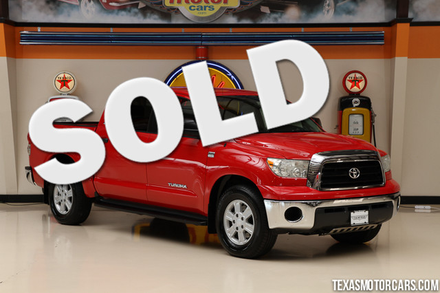2007 Toyota Tundra SR5 This 2007 Toyota Tundra SR5 is in great shape with only 121 821 miles The