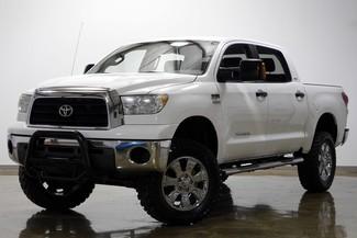 2007 Toyota Tundra Crewmax Lifted 2 Wheel Drive in Dallas Texas