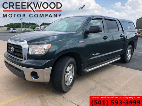 2007 Toyota Tundra SR5 TRD 4x4 5.7L Crew Max Leather Low Miles Shell in Searcy, AR