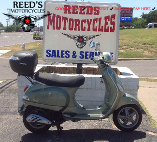 2007 Vespa LX150 in Hurst Texas