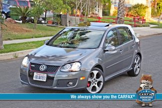 2007 Volkswagen GTI 2.0T HATCHBACK MANUAL LEATHER ONLY 53K MLS XENON 1-OWNER SERVICE RECORDS Woodland Hills, CA
