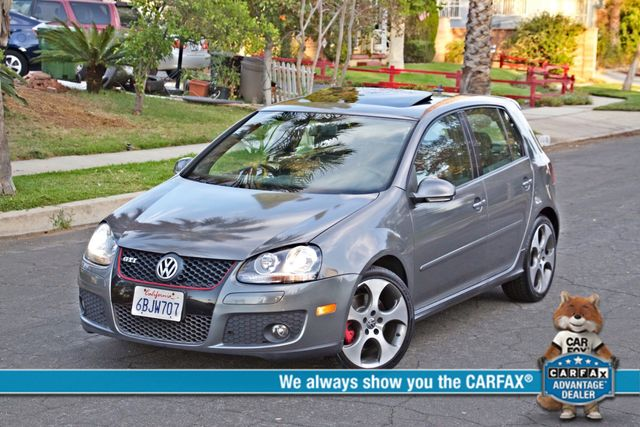 2007 Volkswagen GTI 2.0T HATCHBACK MANUAL LEATHER ONLY 53K MLS XENON 1-OWNER SERVICE RECORDS Woodland Hills, CA 0