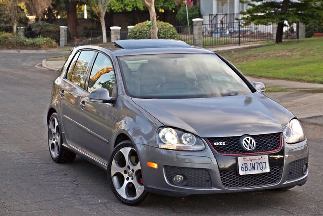 2007 Volkswagen GTI 2.0T HATCHBACK MANUAL LEATHER ONLY 53K MLS XENON 1-OWNER SERVICE RECORDS Woodland Hills, CA 9