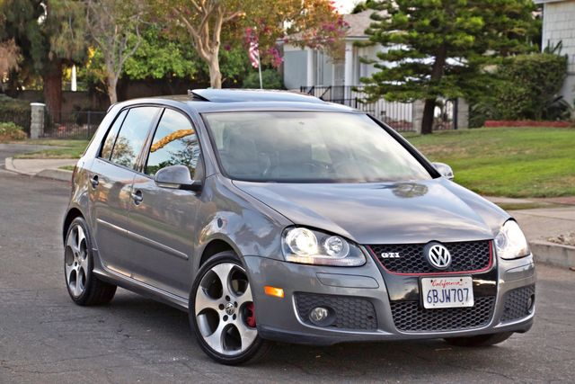 2007 Volkswagen GTI 2.0T HATCHBACK MANUAL LEATHER ONLY 53K MLS XENON 1-OWNER SERVICE RECORDS Woodland Hills, CA 10
