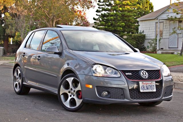 2007 Volkswagen GTI 2.0T HATCHBACK MANUAL LEATHER ONLY 53K MLS XENON 1-OWNER SERVICE RECORDS Woodland Hills, CA 11
