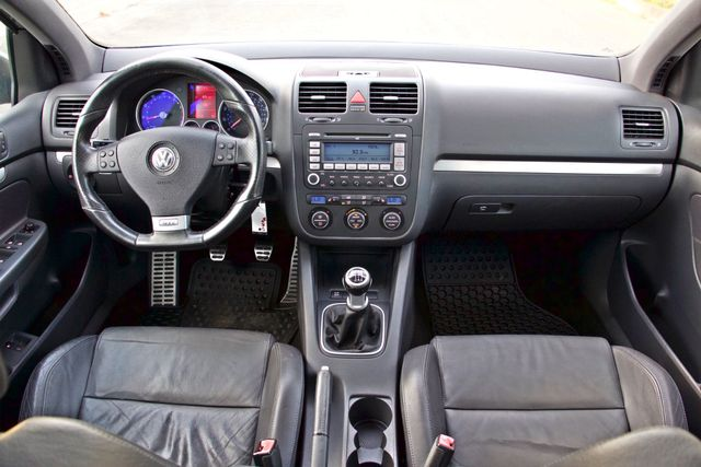 2007 Volkswagen GTI 2.0T HATCHBACK MANUAL LEATHER ONLY 53K MLS XENON 1-OWNER SERVICE RECORDS Woodland Hills, CA 20