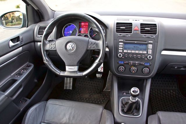 2007 Volkswagen GTI 2.0T HATCHBACK MANUAL LEATHER ONLY 53K MLS XENON 1-OWNER SERVICE RECORDS Woodland Hills, CA 21