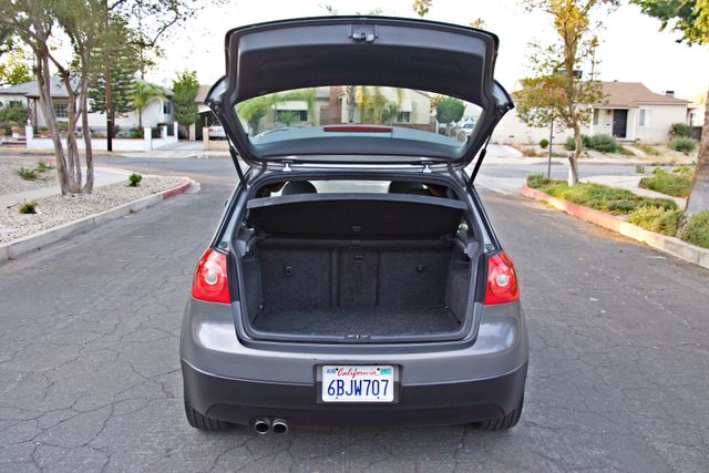 2007 Volkswagen GTI 2.0T HATCHBACK MANUAL LEATHER ONLY 53K MLS XENON 1-OWNER SERVICE RECORDS Woodland Hills, CA 30