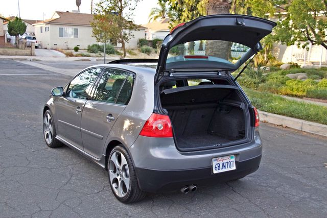 2007 Volkswagen GTI 2.0T HATCHBACK MANUAL LEATHER ONLY 53K MLS XENON 1-OWNER SERVICE RECORDS Woodland Hills, CA 31