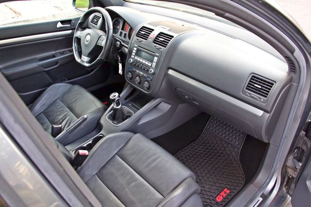 2007 Volkswagen GTI 2.0T HATCHBACK MANUAL LEATHER ONLY 53K MLS XENON 1-OWNER SERVICE RECORDS Woodland Hills, CA 27