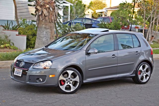 2007 Volkswagen GTI 2.0T HATCHBACK MANUAL LEATHER ONLY 53K MLS XENON 1-OWNER SERVICE RECORDS Woodland Hills, CA 2