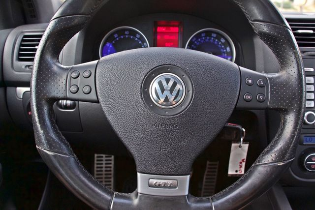 2007 Volkswagen GTI 2.0T HATCHBACK MANUAL LEATHER ONLY 53K MLS XENON 1-OWNER SERVICE RECORDS Woodland Hills, CA 17