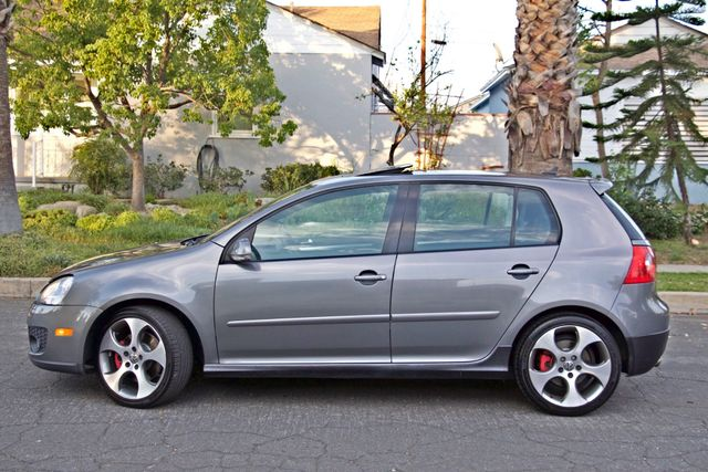 2007 Volkswagen GTI 2.0T HATCHBACK MANUAL LEATHER ONLY 53K MLS XENON 1-OWNER SERVICE RECORDS Woodland Hills, CA 3