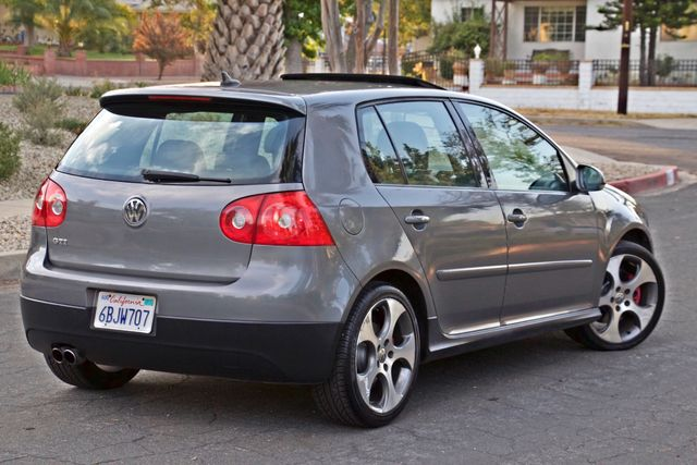2007 Volkswagen GTI 2.0T HATCHBACK MANUAL LEATHER ONLY 53K MLS XENON 1-OWNER SERVICE RECORDS Woodland Hills, CA 6