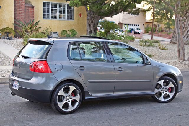 2007 Volkswagen GTI 2.0T HATCHBACK MANUAL LEATHER ONLY 53K MLS XENON 1-OWNER SERVICE RECORDS Woodland Hills, CA 7