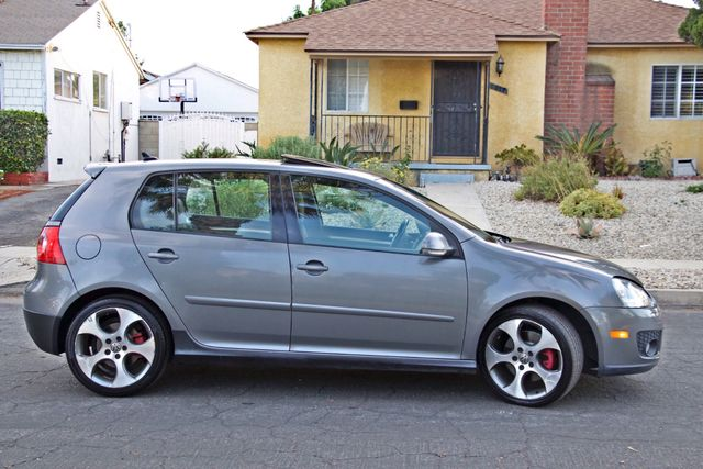 2007 Volkswagen GTI 2.0T HATCHBACK MANUAL LEATHER ONLY 53K MLS XENON 1-OWNER SERVICE RECORDS Woodland Hills, CA 8