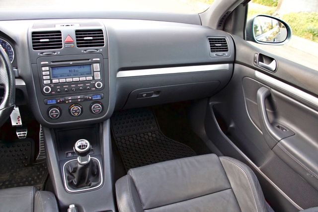 2007 Volkswagen GTI 2.0T HATCHBACK MANUAL LEATHER ONLY 53K MLS XENON 1-OWNER SERVICE RECORDS Woodland Hills, CA 22