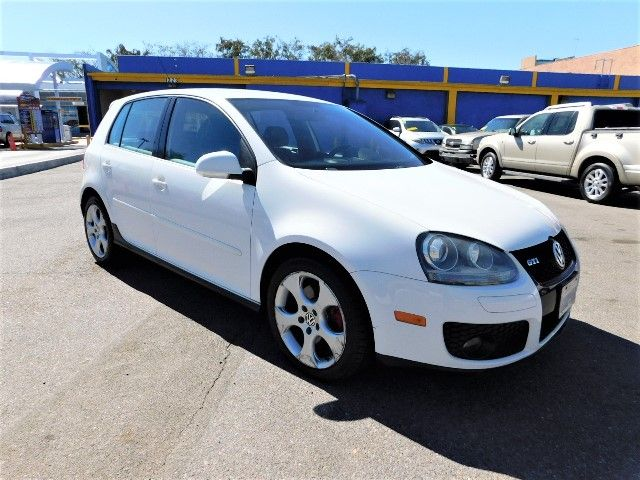 2007 Volkswagen GTI Limited warranty included to assure your worry-free purchase AutoCheck report
