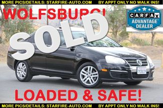 2007 Volkswagen Jetta Wolfsburg Edition Santa Clarita, CA
