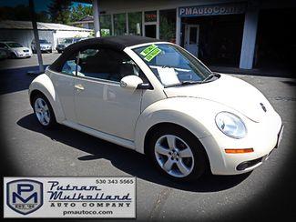 2007 Volkswagen New Beetle Chico, CA