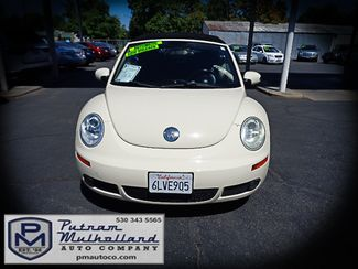 2007 Volkswagen New Beetle Chico, CA 1