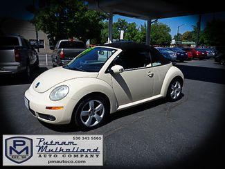 2007 Volkswagen New Beetle Chico, CA 2