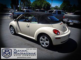 2007 Volkswagen New Beetle Chico, CA 4