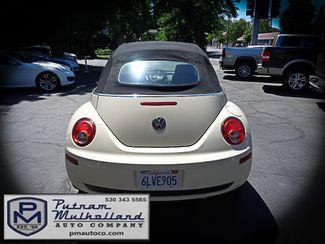 2007 Volkswagen New Beetle Chico, CA 5