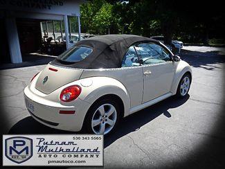 2007 Volkswagen New Beetle Chico, CA 6