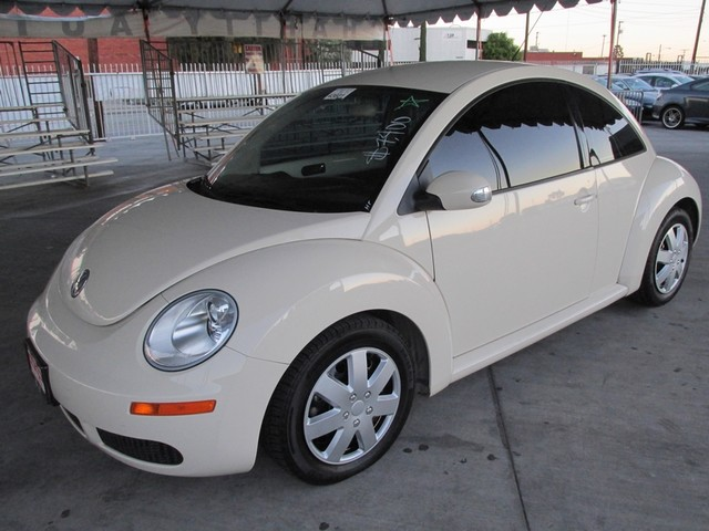 2007 Volkswagen New Beetle Please call or e-mail to check availability All of our vehicles are a