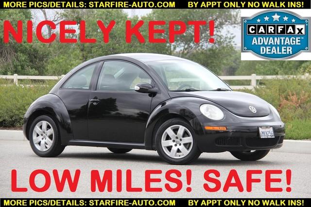 2007 Volkswagen New Beetle Santa Clarita, CA 0
