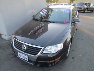 2007 Volkswagen Passat 2.0T Navigation Sacramento, CA 4