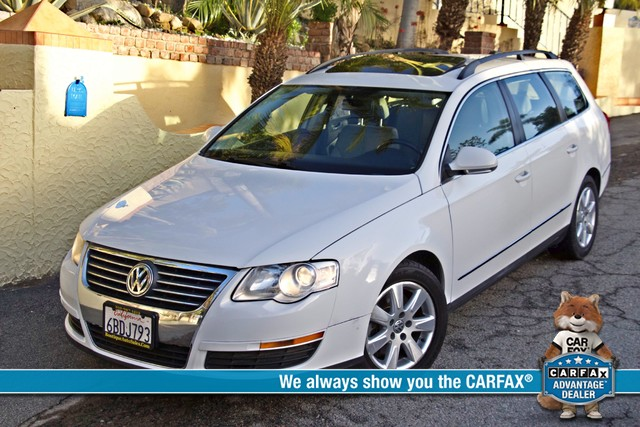 2007 Volkswagen PASSAT 2.0T WAGON ONLY 62K ORIGINAL MILES Woodland Hills, CA 0