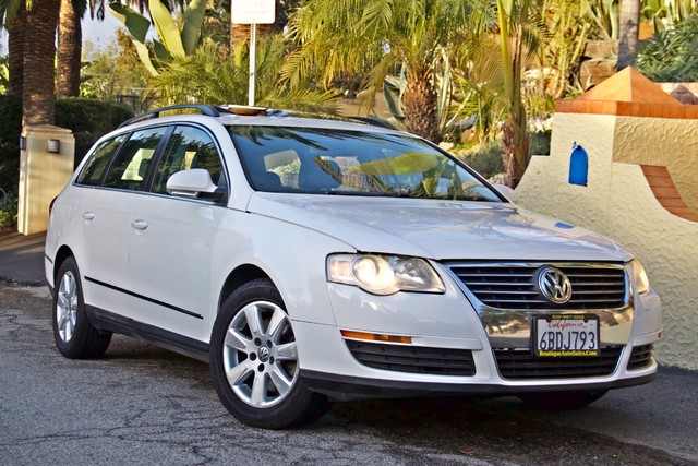 2007 Volkswagen PASSAT 2.0T WAGON ONLY 62K ORIGINAL MILES Woodland Hills, CA 5