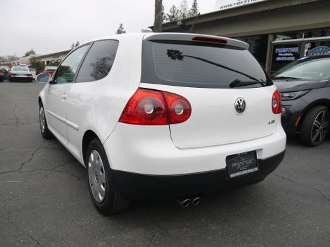 2007 Volkswagen Rabbit ((**VERY LOW 66K MILES**))--CLEAN CARFAX  in Campbell, CA
