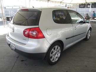 2007 Volkswagen Rabbit Gardena, California 2
