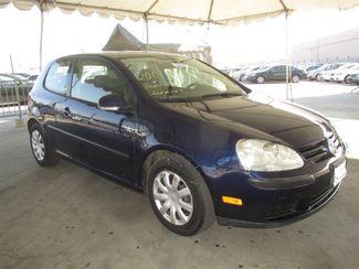 2007 Volkswagen Rabbit Gardena, California 3
