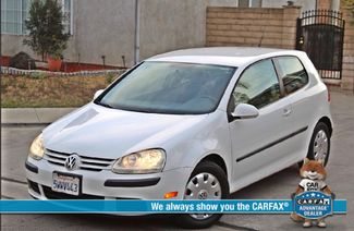 2007 Volkswagen RABBIT HATCHBACK ONLY 70K MLS AUTOMATIC SERVICE RECORDS NEW TIRES CRUISE CONTROL Woodland Hills, CA