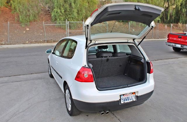 2007 Volkswagen RABBIT HATCHBACK ONLY 70K MLS AUTOMATIC SERVICE RECORDS NEW TIRES CRUISE CONTROL Woodland Hills, CA 12