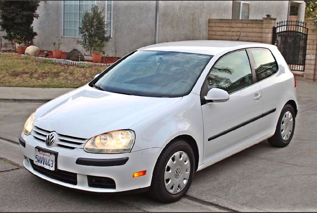 2007 Volkswagen RABBIT HATCHBACK ONLY 70K MLS AUTOMATIC SERVICE RECORDS NEW TIRES CRUISE CONTROL Woodland Hills, CA 29