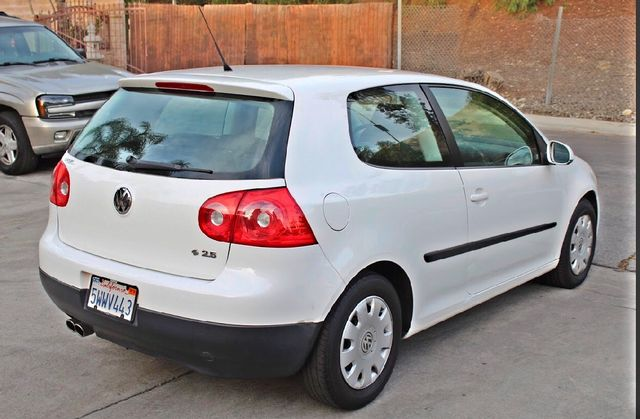 2007 Volkswagen RABBIT HATCHBACK ONLY 70K MLS AUTOMATIC SERVICE RECORDS NEW TIRES CRUISE CONTROL Woodland Hills, CA 31