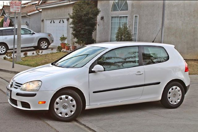 2007 Volkswagen RABBIT HATCHBACK ONLY 70K MLS AUTOMATIC SERVICE RECORDS NEW TIRES CRUISE CONTROL Woodland Hills, CA 1