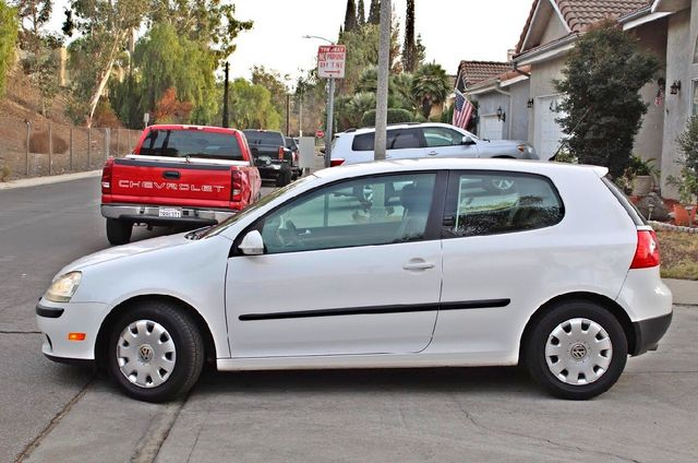 2007 Volkswagen RABBIT HATCHBACK ONLY 70K MLS AUTOMATIC SERVICE RECORDS NEW TIRES CRUISE CONTROL Woodland Hills, CA 2