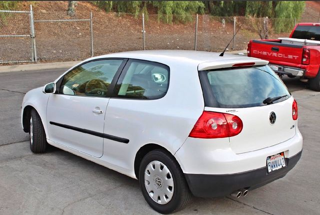 2007 Volkswagen RABBIT HATCHBACK ONLY 70K MLS AUTOMATIC SERVICE RECORDS NEW TIRES CRUISE CONTROL Woodland Hills, CA 3