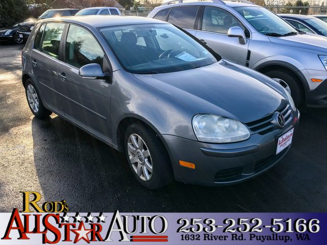 2007 Volkswagen Rabbit The CARFAX Buy Back Guarantee that comes with this vehicle means that you c