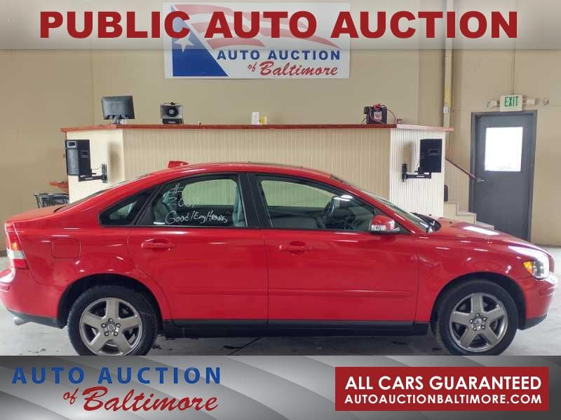 2007 Volvo S40 2.5L Turbo | JOPPA, MD | Auto Auction of Baltimore  in JOPPA MD