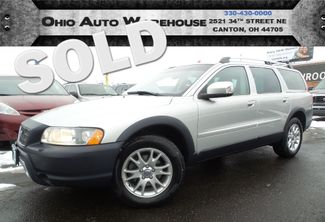 2007 Volvo XC70 AWD Sunroof Leather Clean Carfax We Finance | Canton, Ohio | Ohio Auto Warehouse LLC in  Ohio