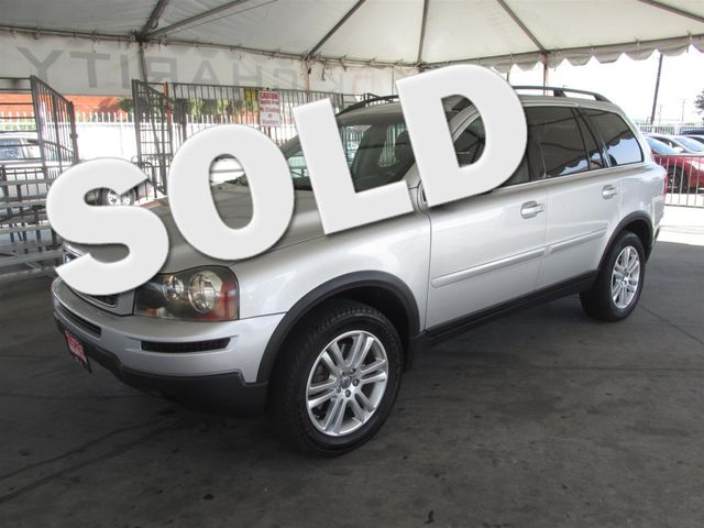 2007 Volvo XC90 I6 This particular Vehicle comes with 3rd Row Seat Please call or e-mail to check